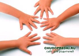 Загадки о частях тела пальцы рук