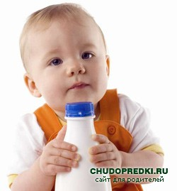 Ребенку 1 год правильное питание