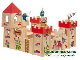 Популярные деревянные игрушки для