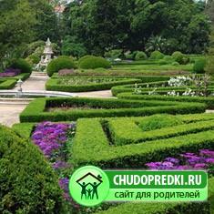 ботанические сады мира