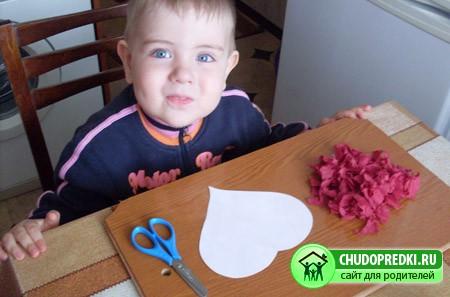 Поделки для ребенка 2-3 года