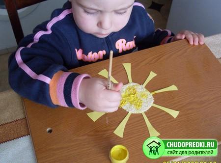 Поделки для малышей 1-2 лет своими руками 30