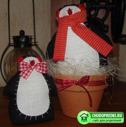 Тильда. Пингвин