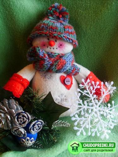 Тильда Снеговик