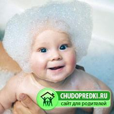 Дети раннего возраста: закаливаем малышей