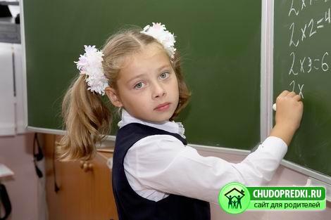 Причёски для девочек в школу