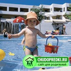 в Греции с детьми