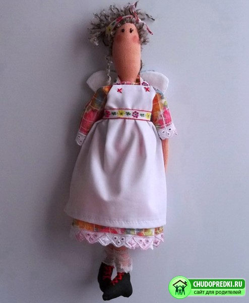 Кукла Тильда. Домохозяйка