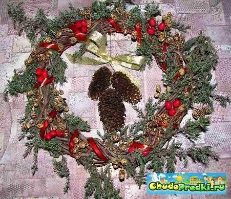 Рождественские поделки для детского сада