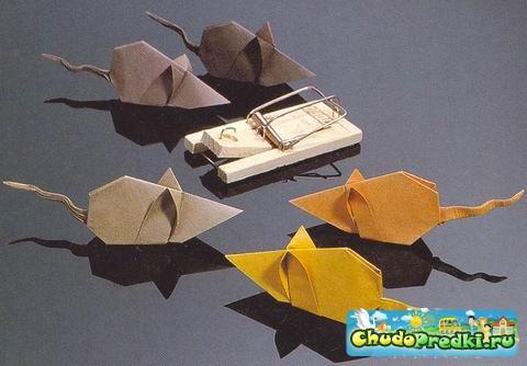 Оригами для начинающих.