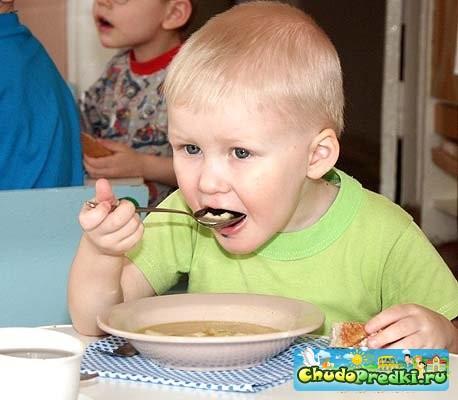здоровое питание ребенка 3 лет