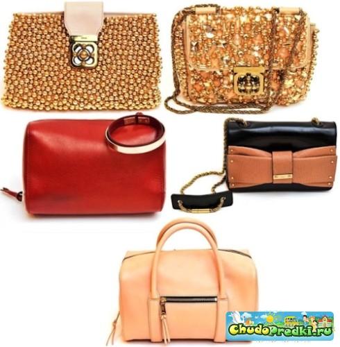 Летние сумки 2013 будут отличаться легкомысленностью.