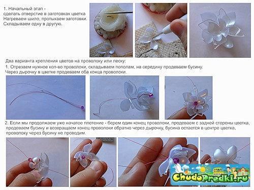 Детские поделки из пластиковых
