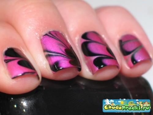 Дизайн на SaraCentre: дизайн маникюра на короткие ногти