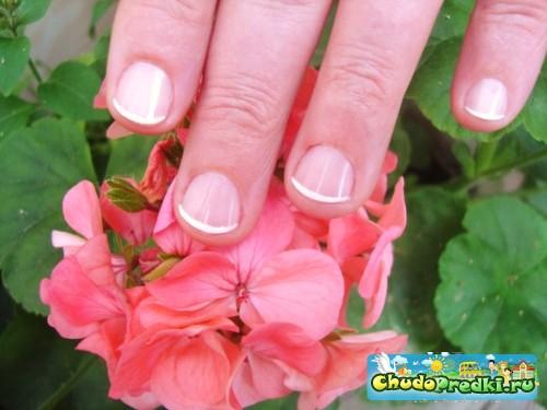 Как использовать фольгу для ногтей