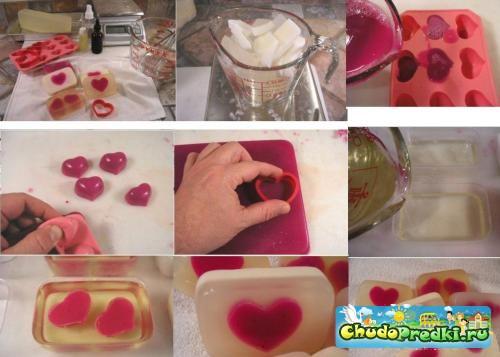Мыло своими руками в домашних условиях рецепты для начинающих рецепты