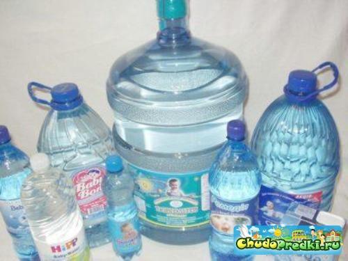 специальная вода для похудения