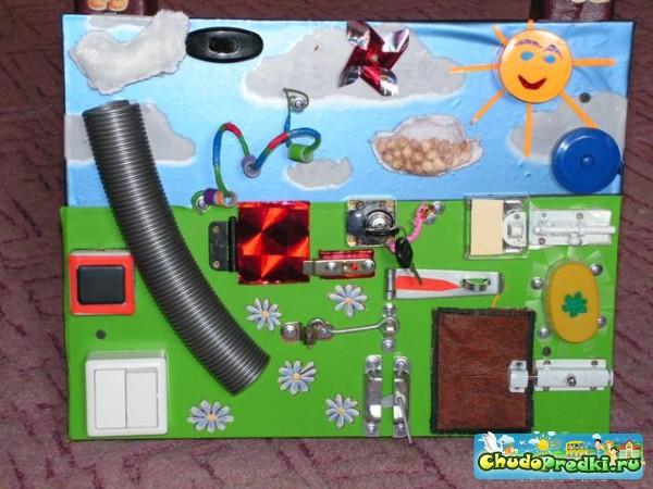 Игрушки электронные своими руками с детьми