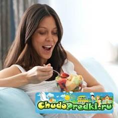 Вкусные десерты для будущих мам