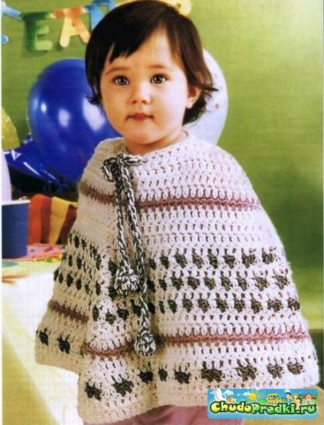 вязание детских свитеров с рисунком