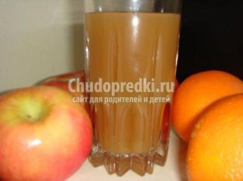 Как выдавить яблочный сок в домашних условиях