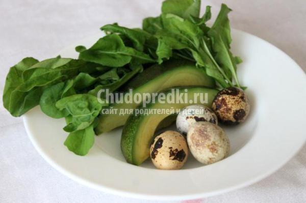 диетические рецепты с авокадо салаты рецепты