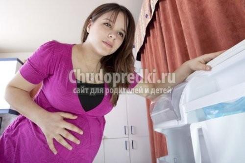 При беременности болит низ