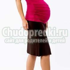 Какие бывают юбки для беременных?