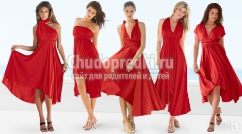 Как сшить платье своими руками
