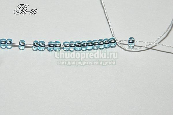 сережки-кисточки из бисера близкими руками.