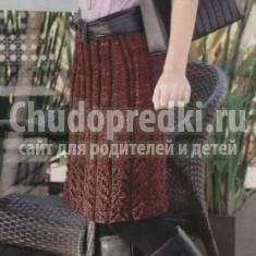 Схемы вязания крючком сарафанов платьев и юбочек