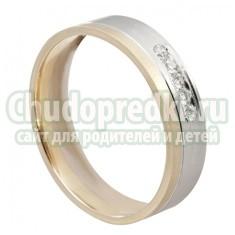 Обручальное кольцо с бриллиантом: правила выбора