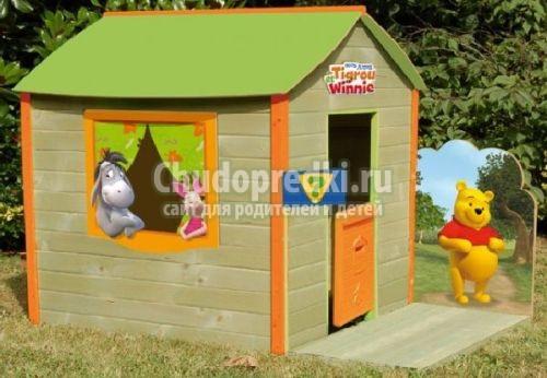 Детские домики своими руками из картона