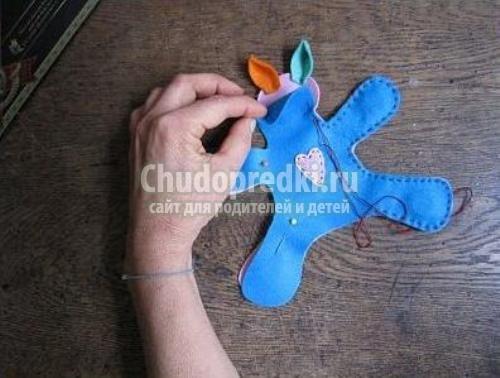 Игрушки на магнитах своими руками