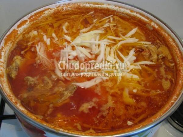 Борщ, 124 пошаговых рецепта с фото на сайте «Афиша-Еда ...