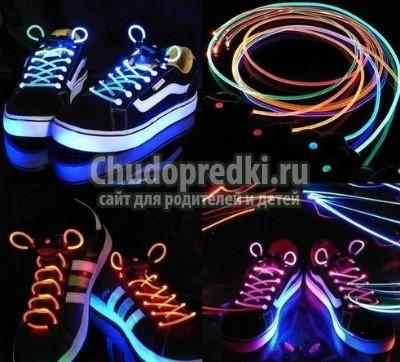 Как самому сделать шнурки?