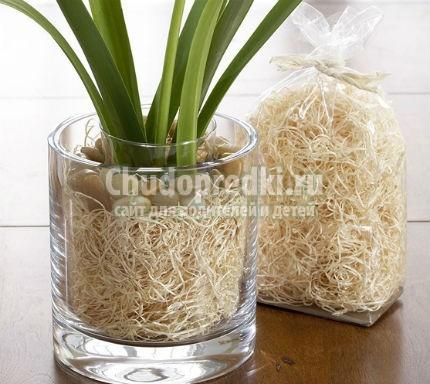 Как самой сделать вазу?