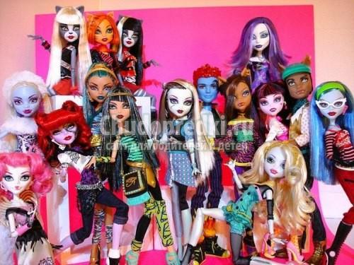 Полки для куклы своими руками