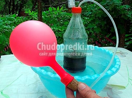 Как быстро сделать шарик
