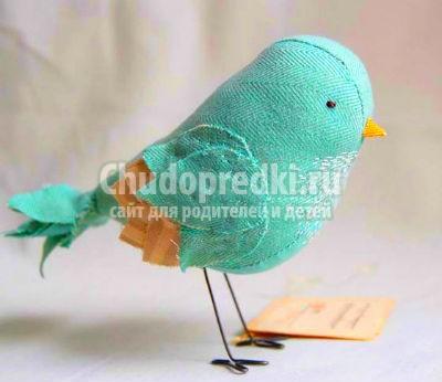 Птицы своими руками
