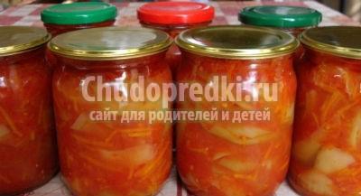 Как готовить лечо из перца