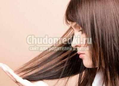 Даже если волосы выпадают незначительно – это тоже повод обратиться к