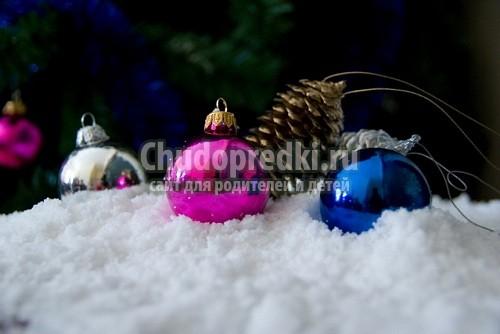Cнег своими руками: пошаговые мастер-классы с фото