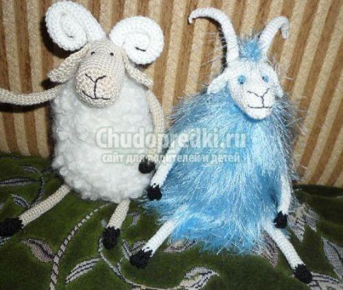 Год козы своими руками