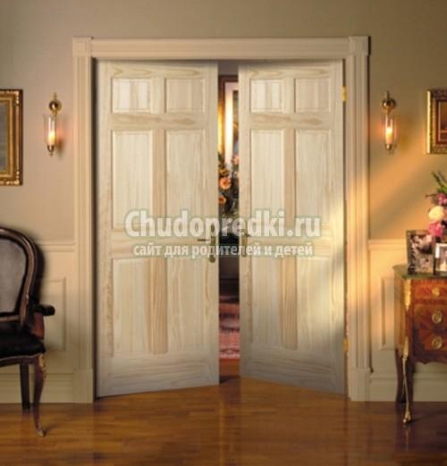 Сделать входные двери своими руками фото
