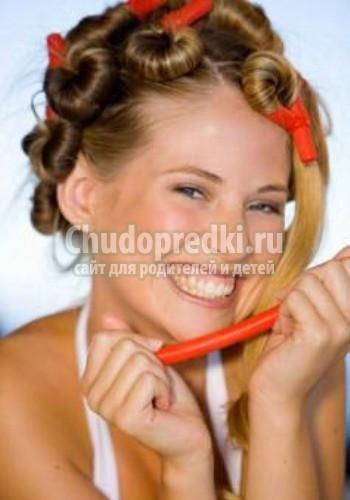 Как сделать красивые кудри