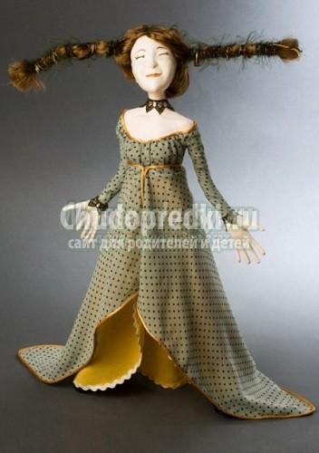 Как сделать куклу из бумаги: лучшие мастер-классы с фото