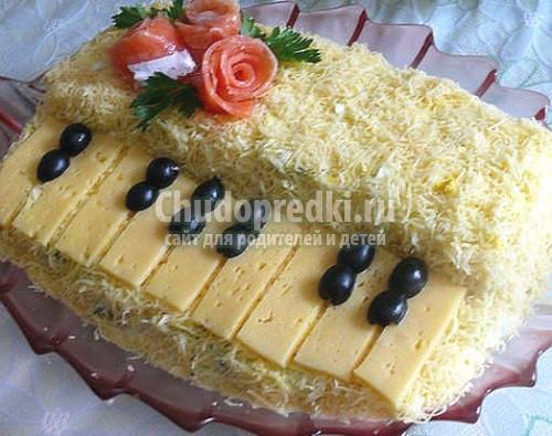Блюдо из камбалы рецепт с фото