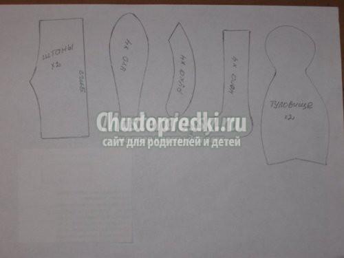 тильда заяц: выкройки, мастер-классы с фото