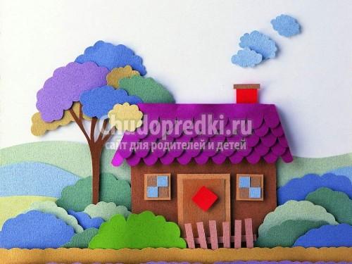 Поделки в детском саду лето фото